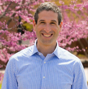 Josh Dorfman, Director of Entrepreneurship for Venture Asheville